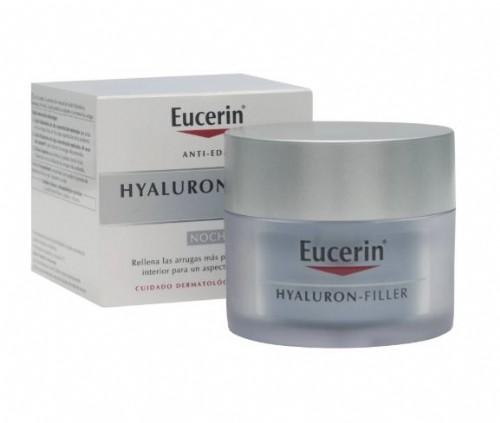 Hyaluron-filler + elasticity crema de noche - eucerin (50 ml)
