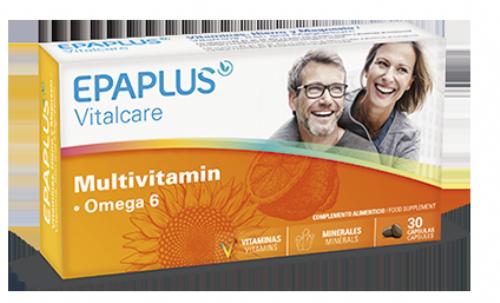 Epaplus Vitacare Multivitaminico 30 caps