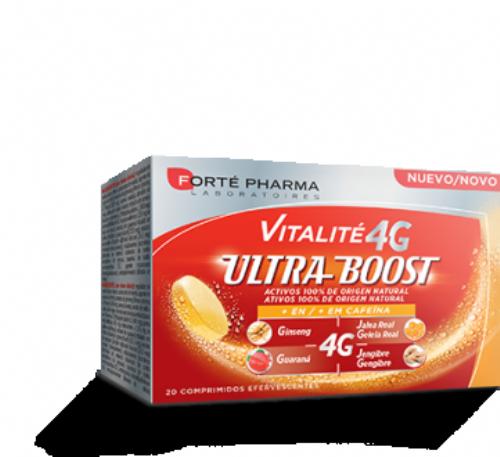 Forte Pharma Vitalite 4G Ultra Boost 20 comp