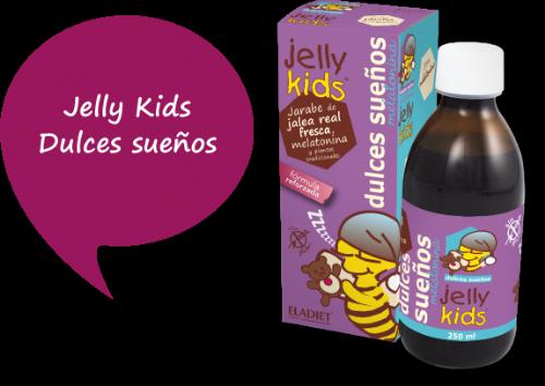Jelly kids dulces sueños (250 ml)