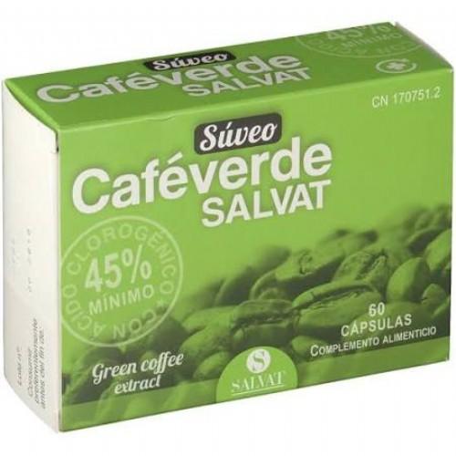 Suveo cafe verde salvat (60 capsulas)