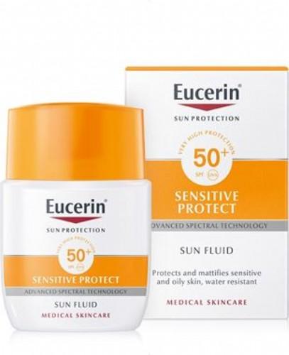 Eucerin Sun Fluido Sensitive Protect Spf 50+