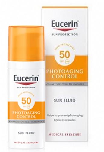 Eucerin Photoaging Control protección solar 50+ 50 ml