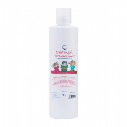 Rf champu preventivo junior aceite arbol del te (300 ml)