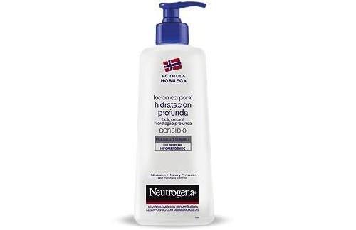 Neutrogena formula noruega hidratacion profunda - locion corporal piel seca y sensible (1 envase 400