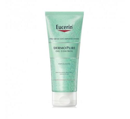Eucerin dermopure oil control exfoliante (1 envase 100 ml)