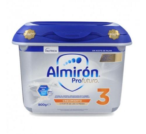 Almiron profutura + 3 (1 envase 800 g)