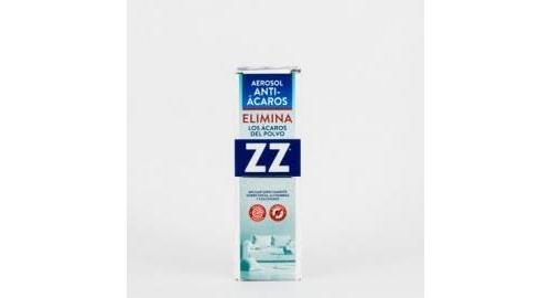 Aerosol antiacaros zz - elimina los acaros del polvo (aerosol 200 ml)