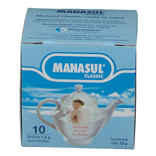 Manasul classic (10 filtros)