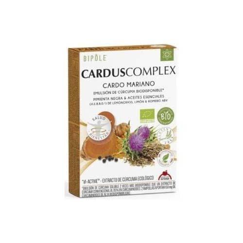 Bipole cardus complex (20 ampollas)