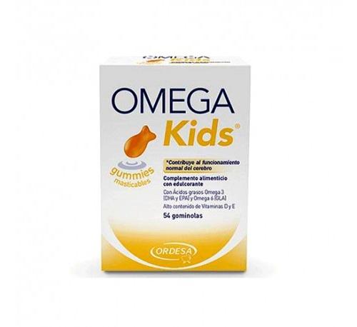 Omegakids gummies (45 gominolas)