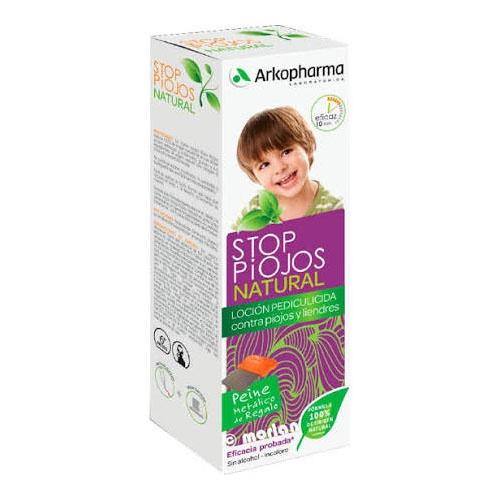 Stop piojos natural (100 ml)