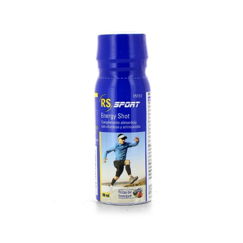Rs sport l-carnitine liquid (14 viales 25 ml)