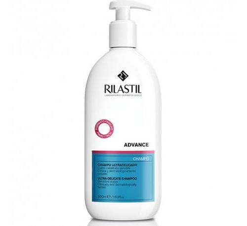 Rilastil advance champu ultradelicado (1 envase 500 ml)