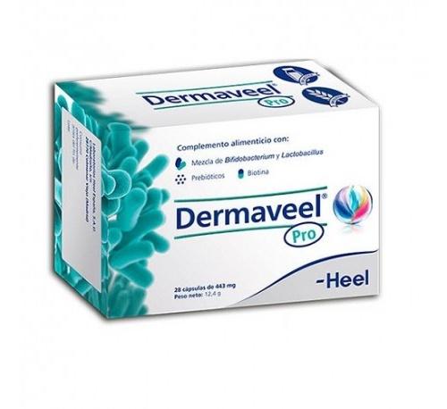 Dermaveel pro (28 capsulas)