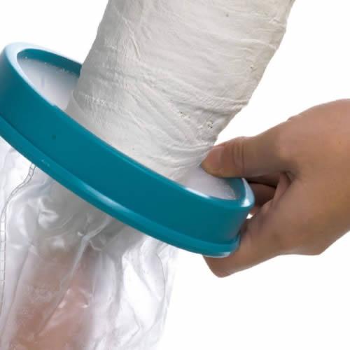Cubre escayola - viadol (adolescente pierna)