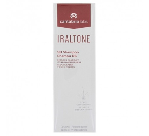 Iraltone champu ds (200 ml)