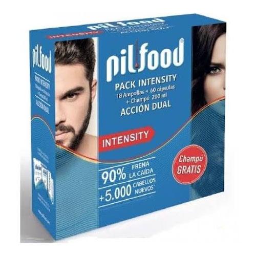 Pilfood intensity (15 ampollas + 60 comprimidos pack)