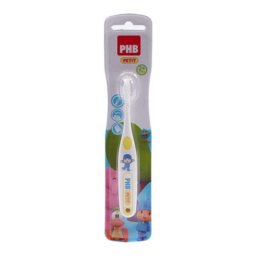 Cepillo dental infantil - phb plus (petit)