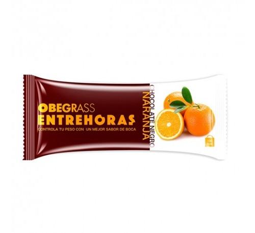 Barrita obegrass entrehoras chocolate