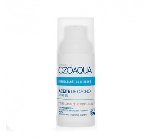 Ozoaqua aceite de ozono (1 envase 15 ml)