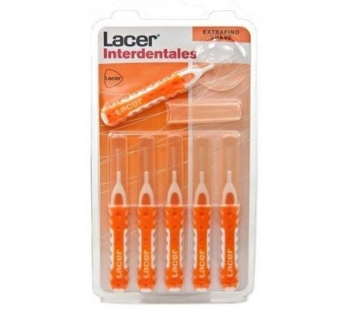 Cepillo interdental - lacer (extrafino suave)