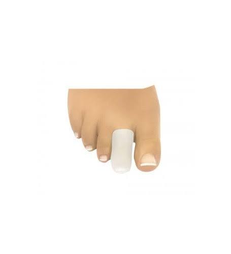 Dedal proteccion dedos pies - medilast forrado de gel puro (t- s 2 u)