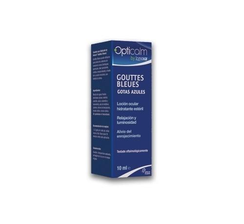 Opticalm by innoxa gouttes bleues (10 ml)