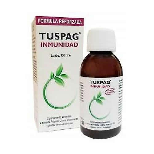 Tuspag inmunidad jarabe (150 ml)