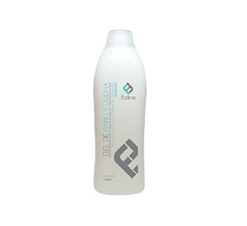 Farline gel de baño familiar (1 litro)
