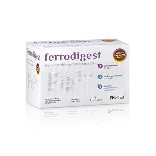Ferrodigest (30 sobres)