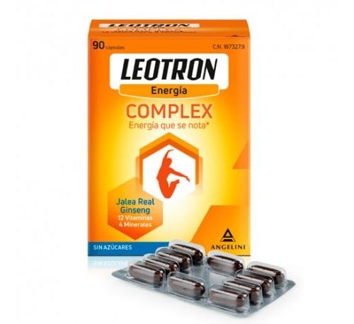 Leotron complex (90 caps)