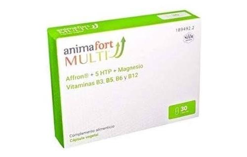 Animafort multi (30 capsulas)