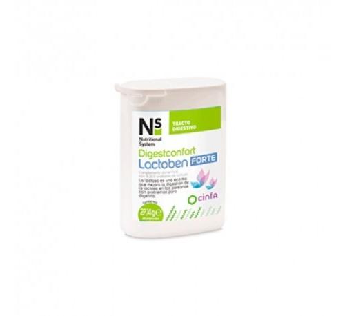 Ns digestconfort lactoben forte (60 comprimidos)
