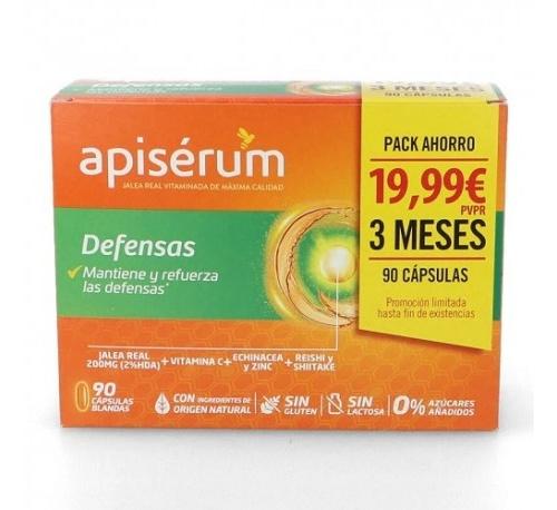 Apiserum defensa cap pac