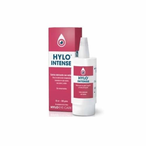 Hylo intense colirio (1 envase 10 ml con gotero)