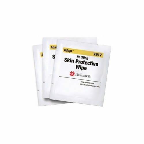 Hollister toallita gel dermoprotector - ostomia (50 toallitas)