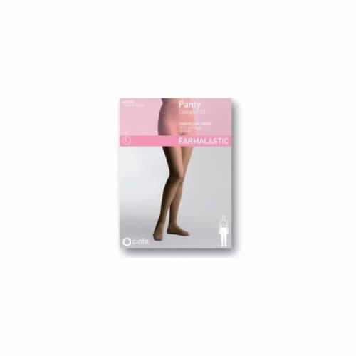 Panty comp ligera 70 den - farmalastic (negro t- peq)
