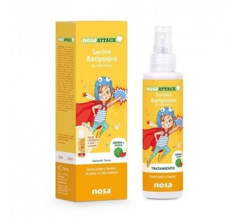 Nosa locion - antipiojos (150 ml)