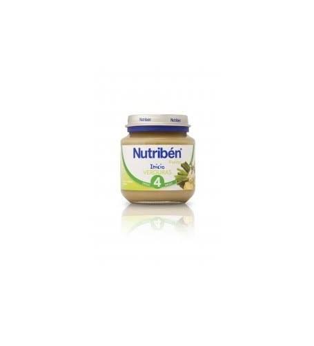 Nutriben verduras (potito inicio 130 g)