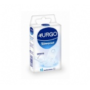 URGO WATERPROOF CL DE BE APOSITO SURTIDO 10 TIRAS