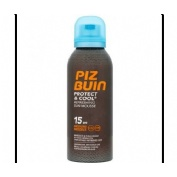 Piz buin protect & cool fps - 15 protec media - mousse solar refrescante (200 ml)