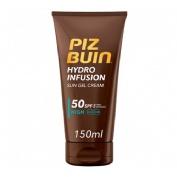 Piz buin hydro infusion crema solar en gel spf 50 - proteccion alta (150 ml)