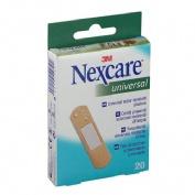 3m nexcare universal - aposito adhesivo (19 x 76 mm 20 u)