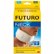 Collarin cervical - 3m futuro (ajustable cuello 27.9 x 50.8 cm)