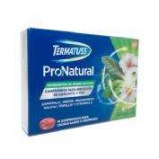 Termatuss pronatural (16 comprimidos para chupar)