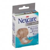 3m nexcare textile - aposito adhesivo (para cortar 10 x  6 cm  5 u)