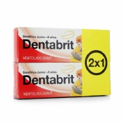 Dentabrit junior de 7 a 12 años (50 ml 2 u)