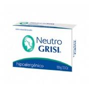 Dermojabon neutro grisi (100 g)
