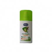 Chicco antimosquitos spray repelente uso humano (100 ml)